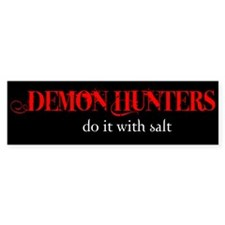Demon Hunter Bumper Bumper Sticker