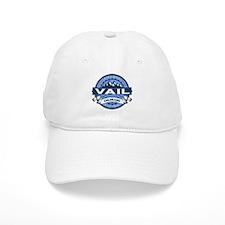 Vail Blue Baseball Cap