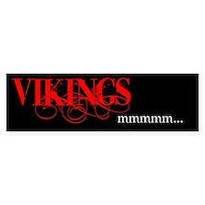 vikingsmmmm Bumper Bumper Sticker