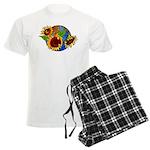 Sunflower Planet Men's Light Pajamas