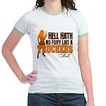 Hell Hath No Fury - Trucker's G Jr. Ringer T-Shirt