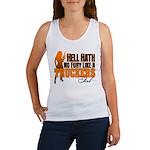 Hell Hath No Fury - Trucker's Gir Women's Tank Top