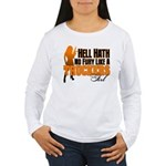 Hell Hath No Fury - Tr Women's Long Sleeve T-Shirt