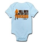 Hell Hath No Fury - Trucker's Girl Infant Bodysuit