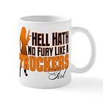 Hell Hath No Fury - Trucker's Girl Mug