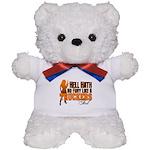 Hell Hath No Fury - Trucker's Girl Teddy Bear