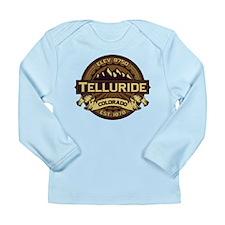 Telluride Sepia Long Sleeve Infant T-Shirt