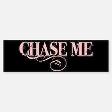 Chase Me Bumper Car Car Sticker