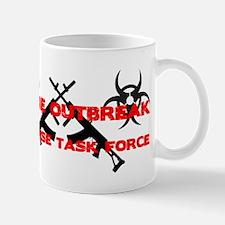 Funny Zombie force Mug