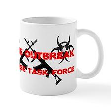 Unique Zombie ak Mug