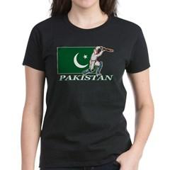 Pakistan Cricket Player Tee