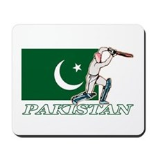 Pakistan Cricket Player Mousepad