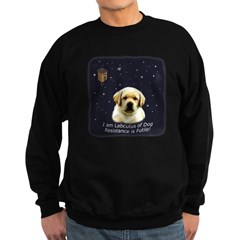 Labcutus of Dog Sweatshirt