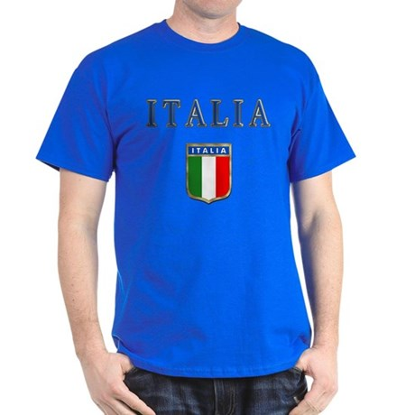Italia Soccer 2006 Dark T-Shirt