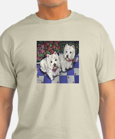 WESTIE SUMMER BREEZE T-Shirt