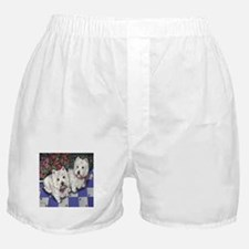 WESTIE SUMMER BREEZE Boxer Shorts
