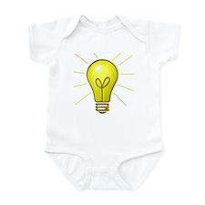 Light Bulb Infant Bodysuit