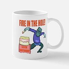 55th Birthday Mug