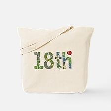 18th Birthday Tote Bag
