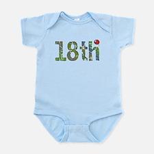 18th Birthday Infant Bodysuit