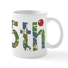 25th Birthday Small Mug