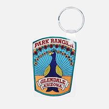 Glendale Park Ranger Keychains