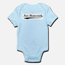 Vintage New Brunswick Infant Creeper