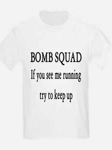 Bomb Squad Kids T-Shirt