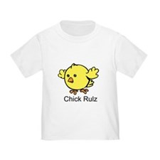 Cute Retired chick T
