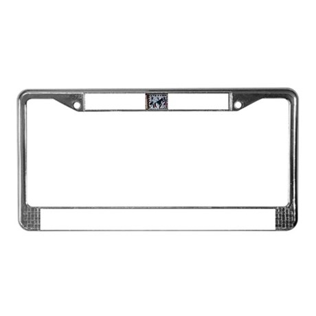 Equine Rescue Benefit License Plate Frame