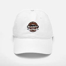 Banff Natl Park Vibrant Baseball Baseball Cap