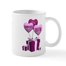 16th Birthday Small Mug