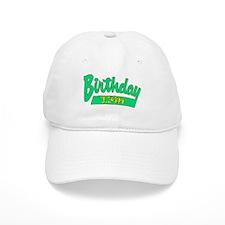 13th Birthday Baseball Cap
