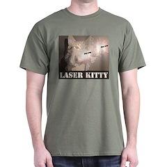 Laser Cats! T-Shirt