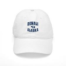 Denali Old Style Blue Baseball Cap
