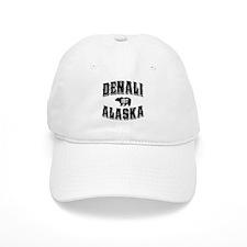 Denali Old Style Black Baseball Cap
