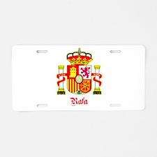 Funny Rafael nadal Aluminum License Plate
