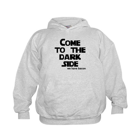 Come to the dark side we have Kids Hoodie