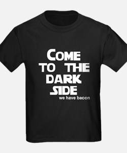 Come to the dark side we have T