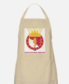 DUI - 36th Engineer Bde with Text Apron