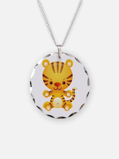Cute Kawaii Tiger Necklace
