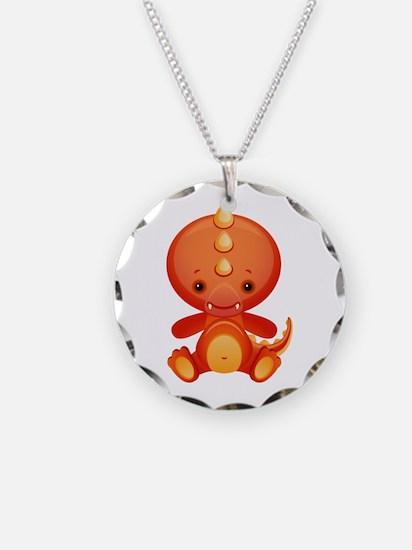 Cute Kawaii Dragon Necklace
