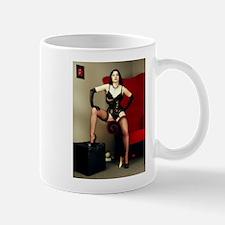Vinyl Queen Corset Mug