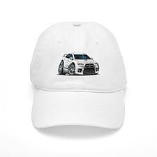 Mitsubishi Evo White Car Baseball Cap