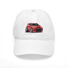 Mitsubishi Evo Red Car Baseball Cap