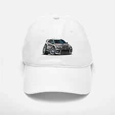 Mitsubishi Evo Grey Car Baseball Baseball Cap