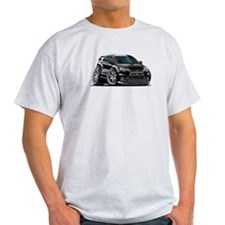 Mitsubishi Evo Black Car T-Shirt