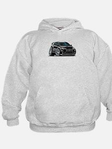 Mitsubishi Evo Black Car Hoody