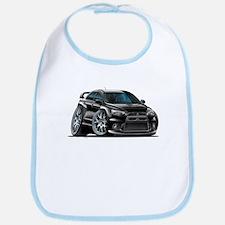 Mitsubishi Evo Black Car Bib
