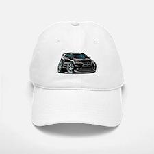 Mitsubishi Evo Black Car Baseball Baseball Cap